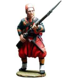 ACW 018 toy soldier 5th New York volunteers corporal