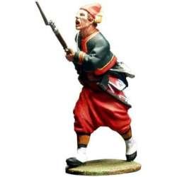 ACW 019 toy soldier soldado quinto regimiento voluntarios Nueva York