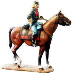 ACW 022 toy soldier general custer