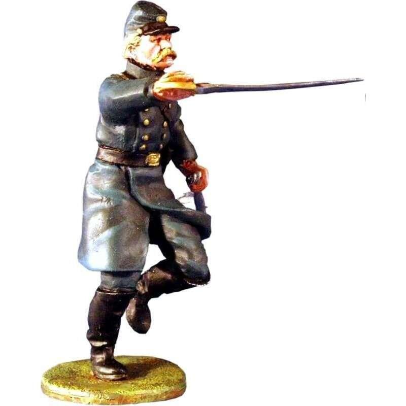 ACW 025 Coronel Chamberlain ejército Unión