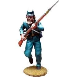 ACW 036 toy soldier union infantry Gettysburg