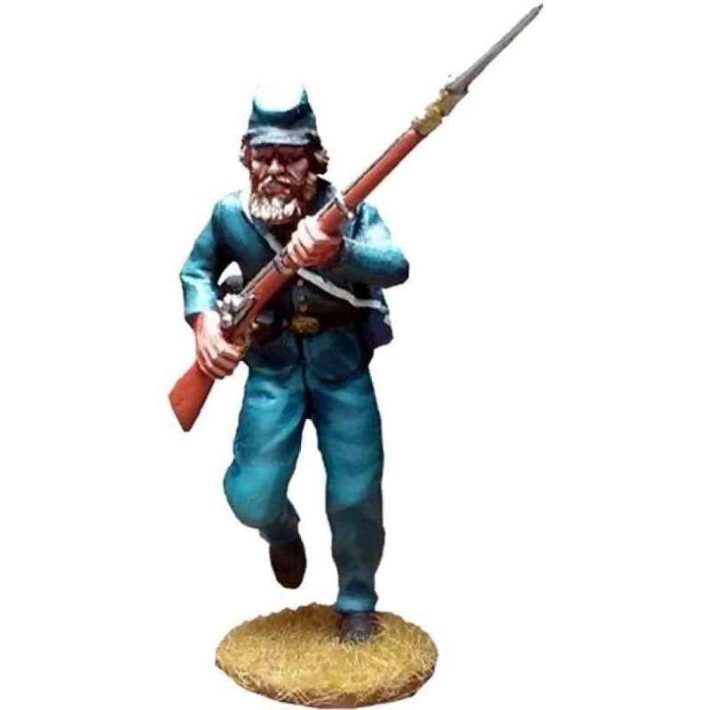 Union infantry Gettysburg