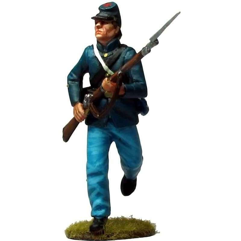 ACW 041 Soldado 20º regimiento infantería Maine Gettysburg