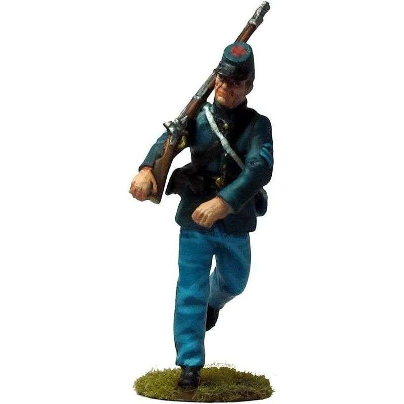 ACW 043 Sargento regimiento 20º infantería Maine Gettysburg